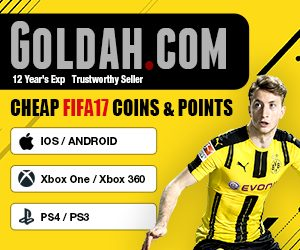 Goldah Points FIFA 17
