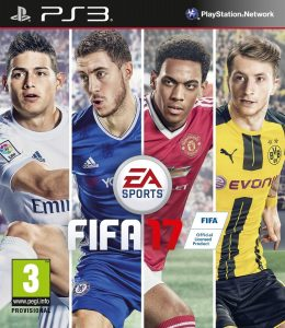 Ps3 Mule Account FIFA 17